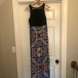 Alice & Trixie multicolor maxi dress